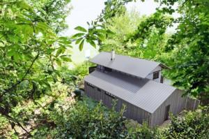 Schweizerhaus Bild von oben
